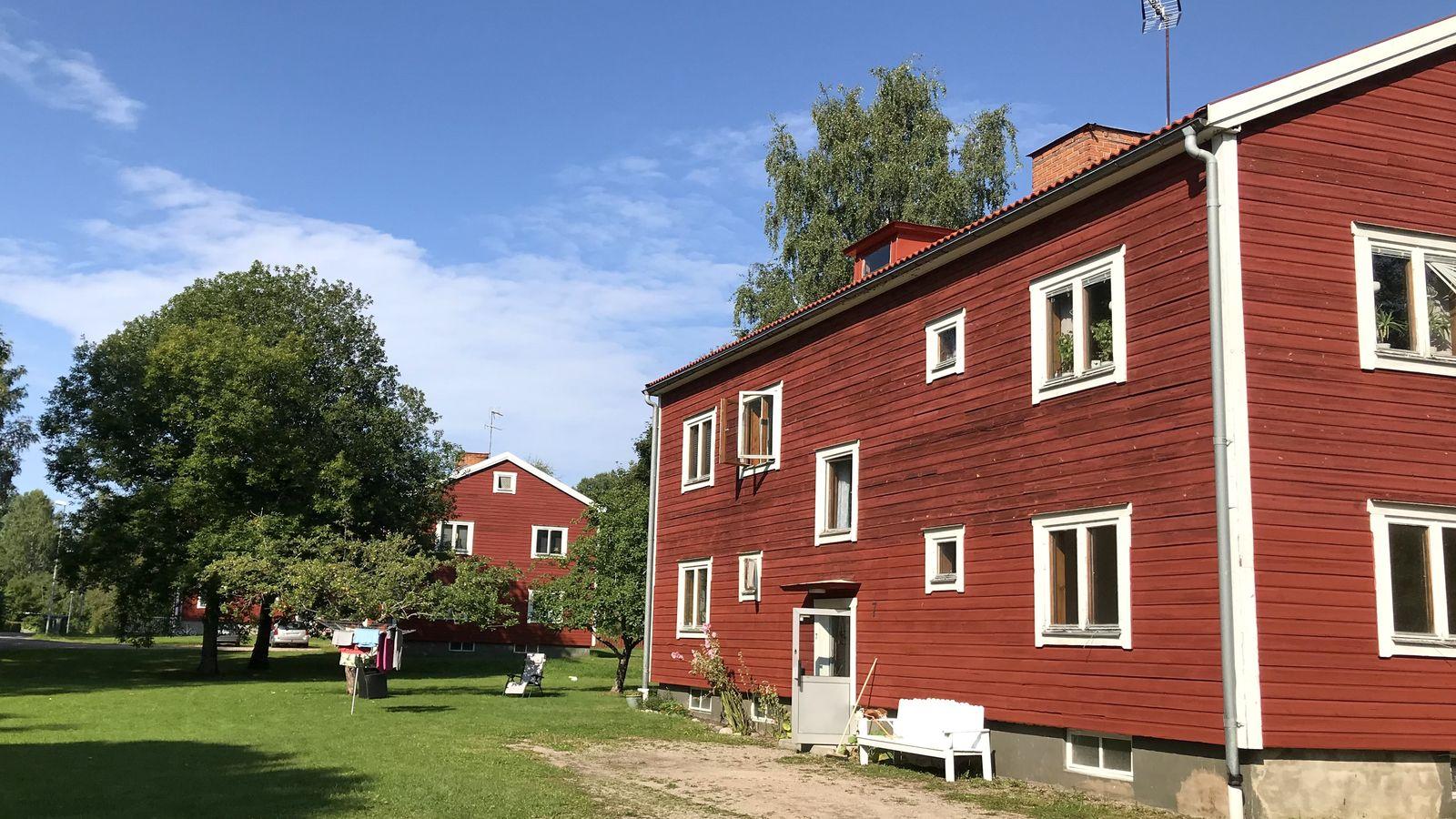 Ledig lägenhet i Norberg