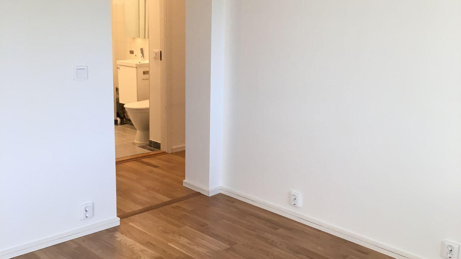 Ledig lägenhet i Härryda