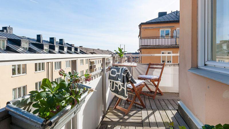 hyr en bostad i stockholm