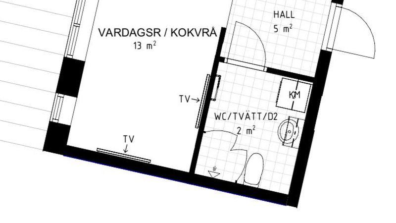 Ledig lägenhet i Linköping