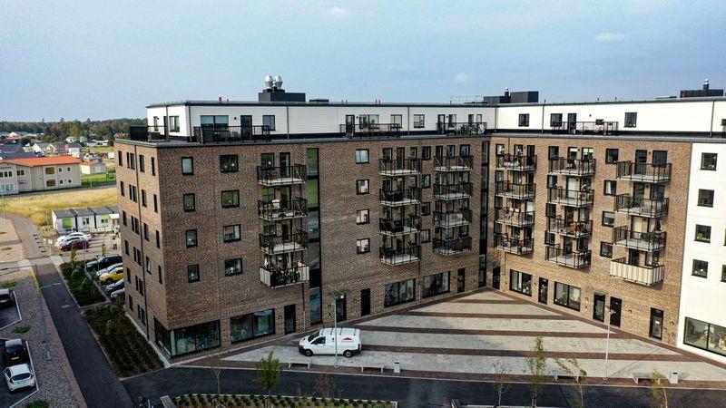 Ledig lägenhet i Båstad